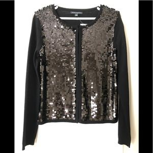 NWT Banana Republic Sequined Sweater